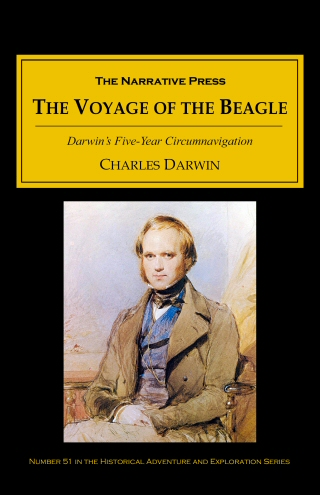 Charles Darwins book about his 5-year trip around the world on the Beagle changed the way we see life.....