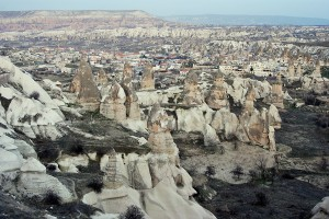 Cappadocia - one of the Wild Wonders of The World!
