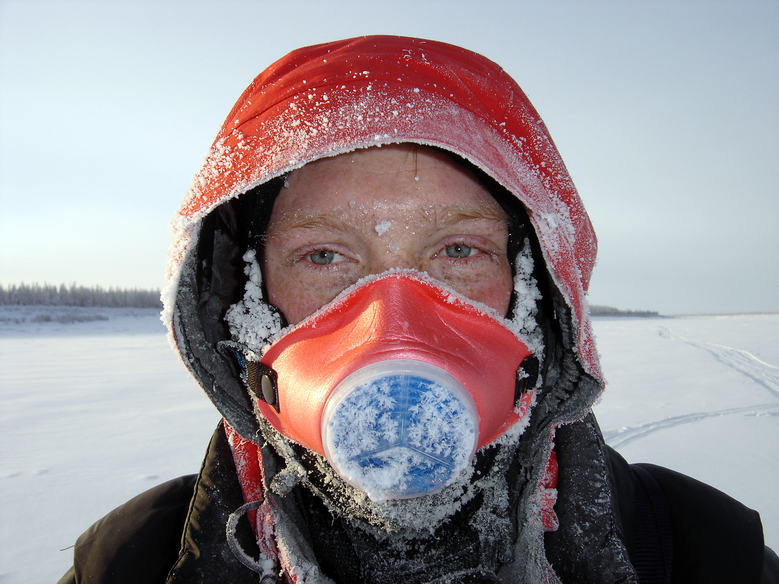 Every single piece of equipment that we´re using on this Expedition, is the result of an ongoing development, which has taken place since the father of all polar travel, Frithjof Nansen, in the late 19th Century, started looking for the optimal equipment to use during physical travels in cold climates.