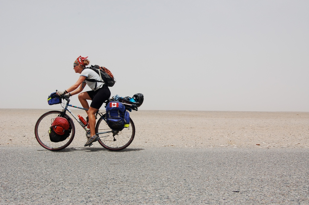 So whether exploring through science or writing, on a bike or on foot, solo or with friends, on this planet or beyond, my simple goal is to move, be moved, and move others in turn.