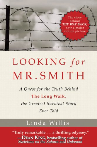 He said he kept his escape plan utterly private and he did not work with two others as claimed by Linda Willis in her excellent book 'Looking for Mr Smith.'  On the night of his escape he was totally surprised to see men following him.  He thinks that because he'd been befriended by the commandant's wife he was being closely watched by others.