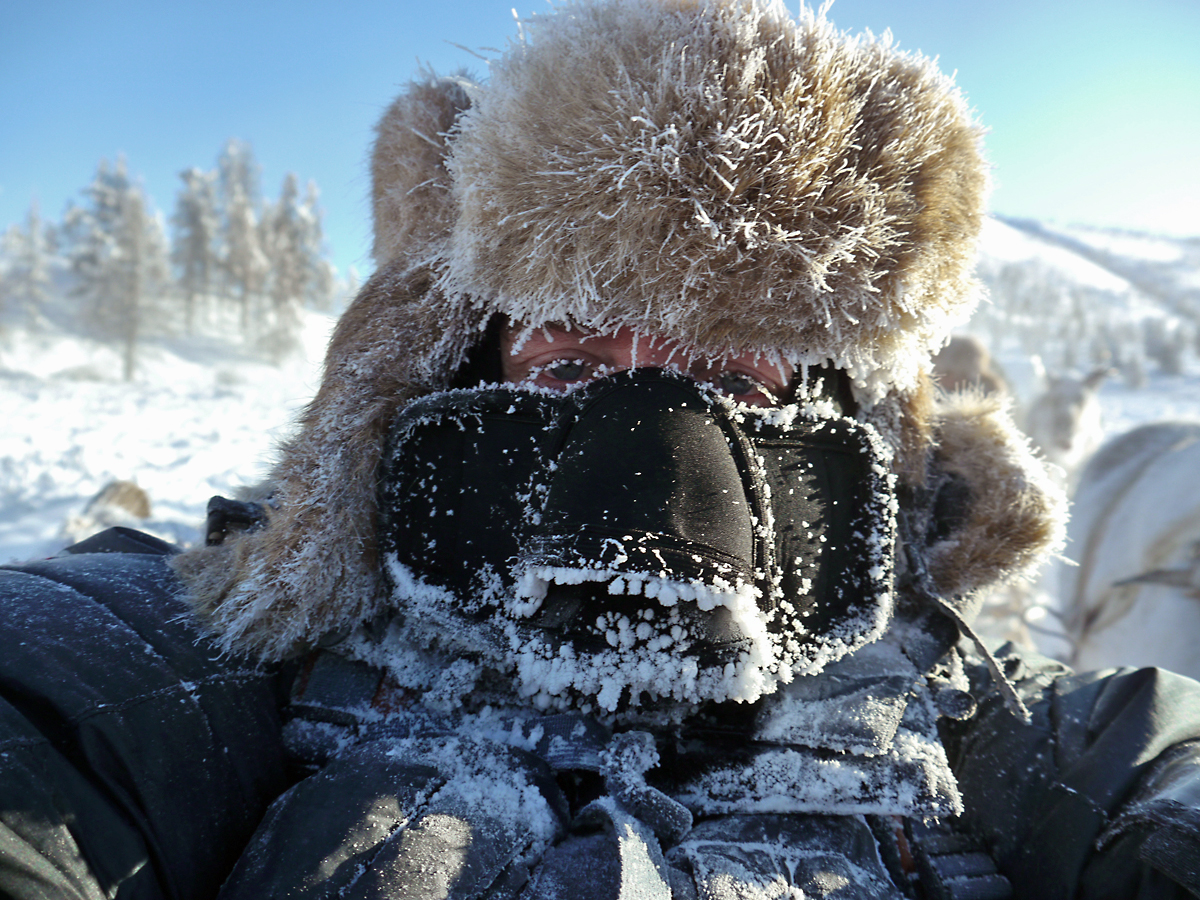 Extreme Cold: Thermal underwear