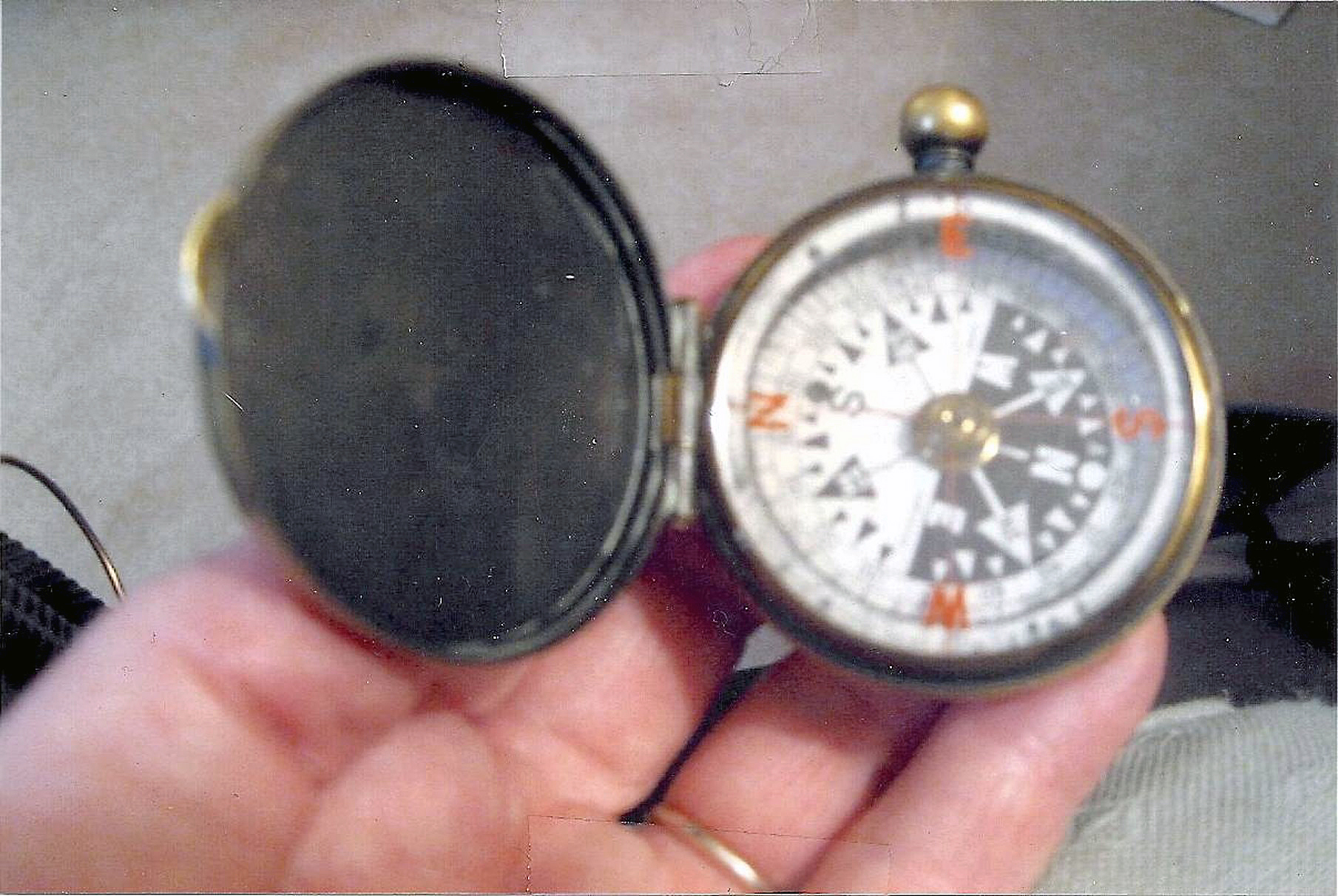 Shackleton compass