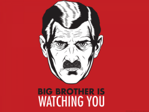 01 - Big Brother is watching you