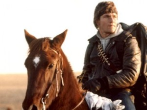 "Joseph Stalin would not have approved of the 1984 film ""Red Dawn,"" a Cold War tale that depicted Soviet, Nicaraguan, and Cuban paratroopers invading the United States. Resistance quickly spread, thanks to a group of armed teenagers, led by political rebel Patrick Swayze, who fled into the Rocky Mountains on horseback to escape capture and lead a mounted rebellion."