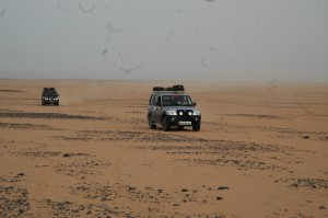 2 Crossing the Libyan Desert, Sudan (1)