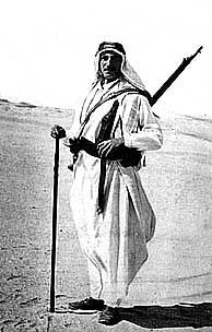 Historical Long Rider and desert explorer - Sir Ahmed Mohammed Hassanein FRGS