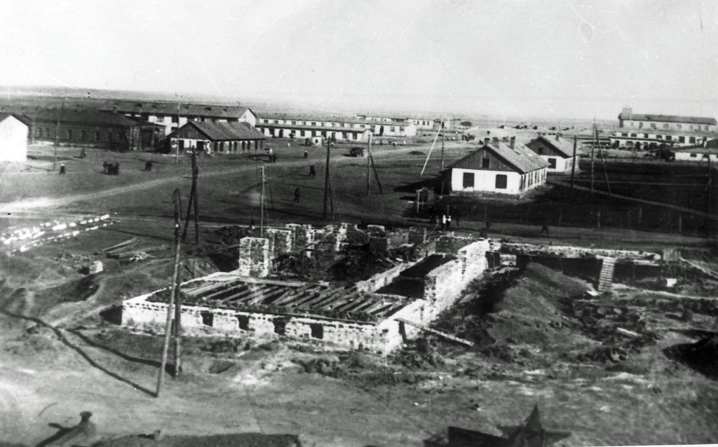View of KARLAG 1934. Copyright Bolashak University