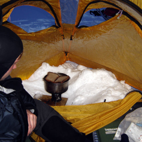 Explorer Mikael Strandberg